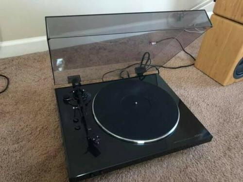 dp 300f fully automatic analog turntable w