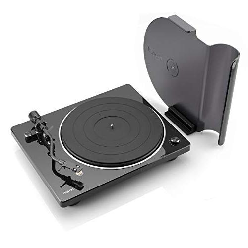 Denon DP-400 Turntable built-in Pre-Amp