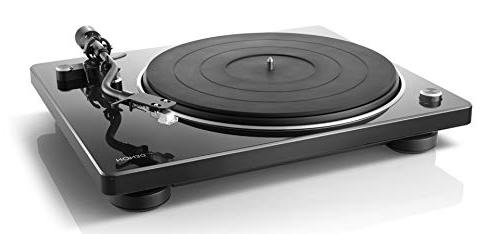 Denon HiFi Turntable with Equalizer & Sensor Record Cleaner Zorro Cleaning Cloth