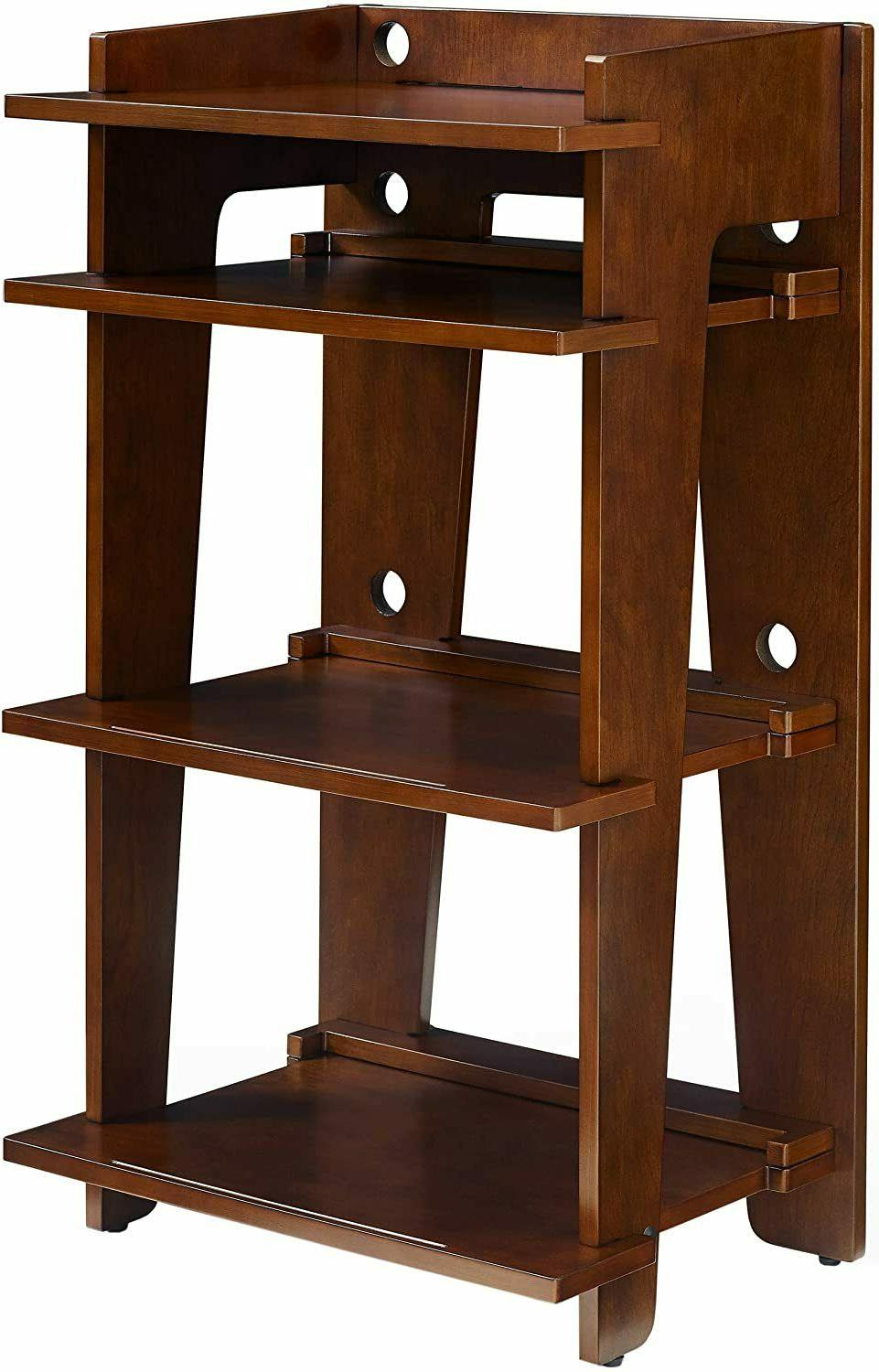 Home Wood Player Stand Media Storage