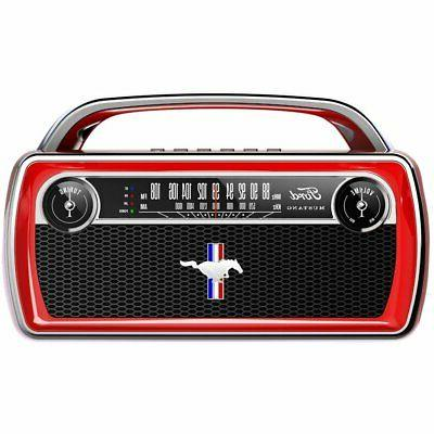 isp95 mustang stereo boombox