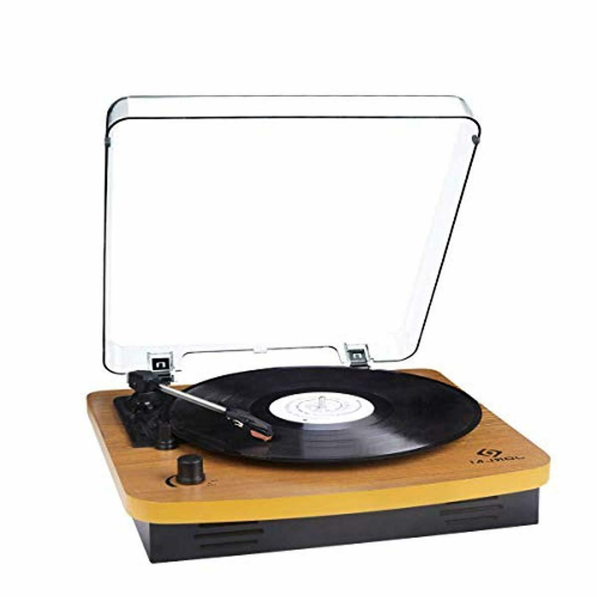 jorlai record player turntables for vinyl records