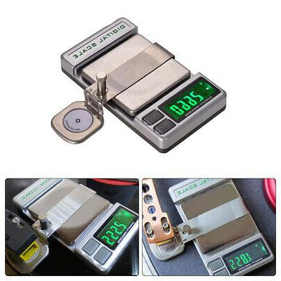 Turntable Stylus Force Gauge Jewelry Weight Balance Digital
