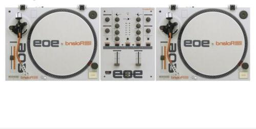 limited edition dj 99 mixer and 2
