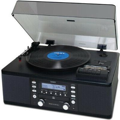 Teac LP-R550USB Turntable with Built-in CD Recorder
