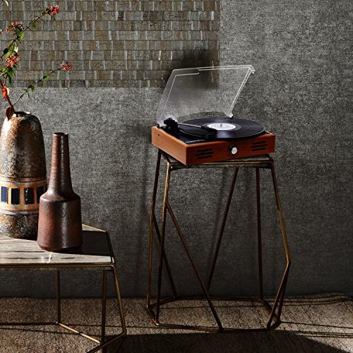 Musitrend Mini 3 with Built-in Speakers, Vinyl to MP3 line
