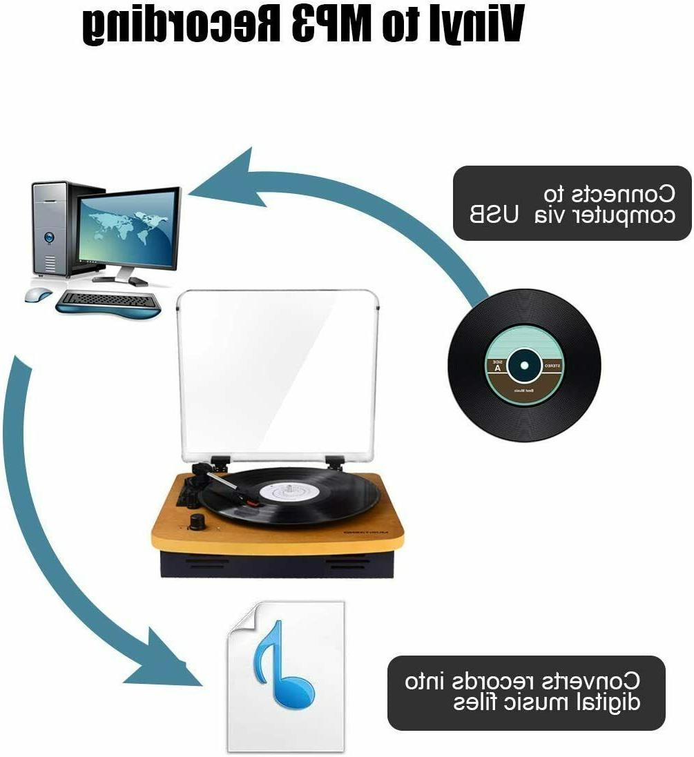 Record Player, Musitrend Stereo