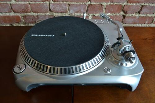 *NEW* Crosley DJ100A Component Turntable