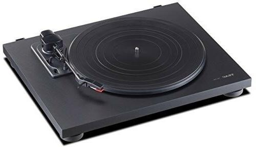 NEW - TN100B Belt-Drive Turntable with and USB
