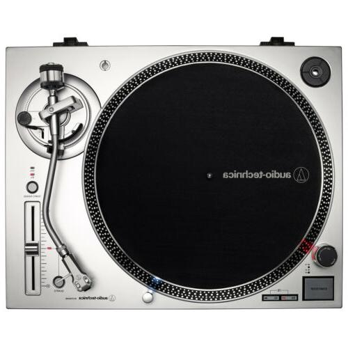 Audio-Technica AT-LP120XUSB Direct-Drive Stereo Turntable