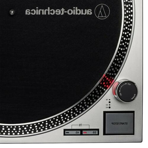 Audio-Technica AT-LP120XUSB Stereo Turntable