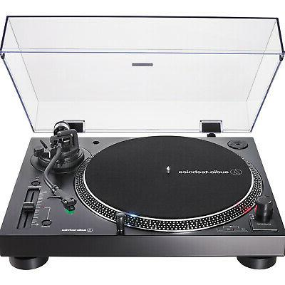 Audio-Technica Direct-Drive Turntable  AT-LP120XUSB-BK