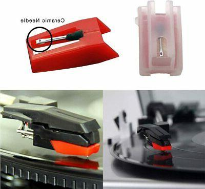 banpa Pack 2 Turntable with Ceramic Tip iCT09RS