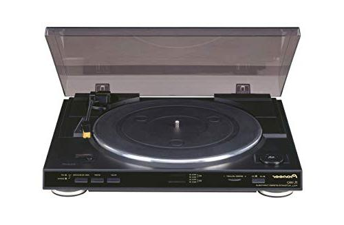 pl 990 automatic stereo turntable