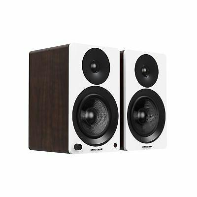 Fluance Powered Speakers for Turntable, HDTV & Bluetooth