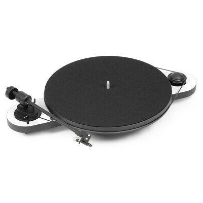 pro ject elemental manual turntable with 8