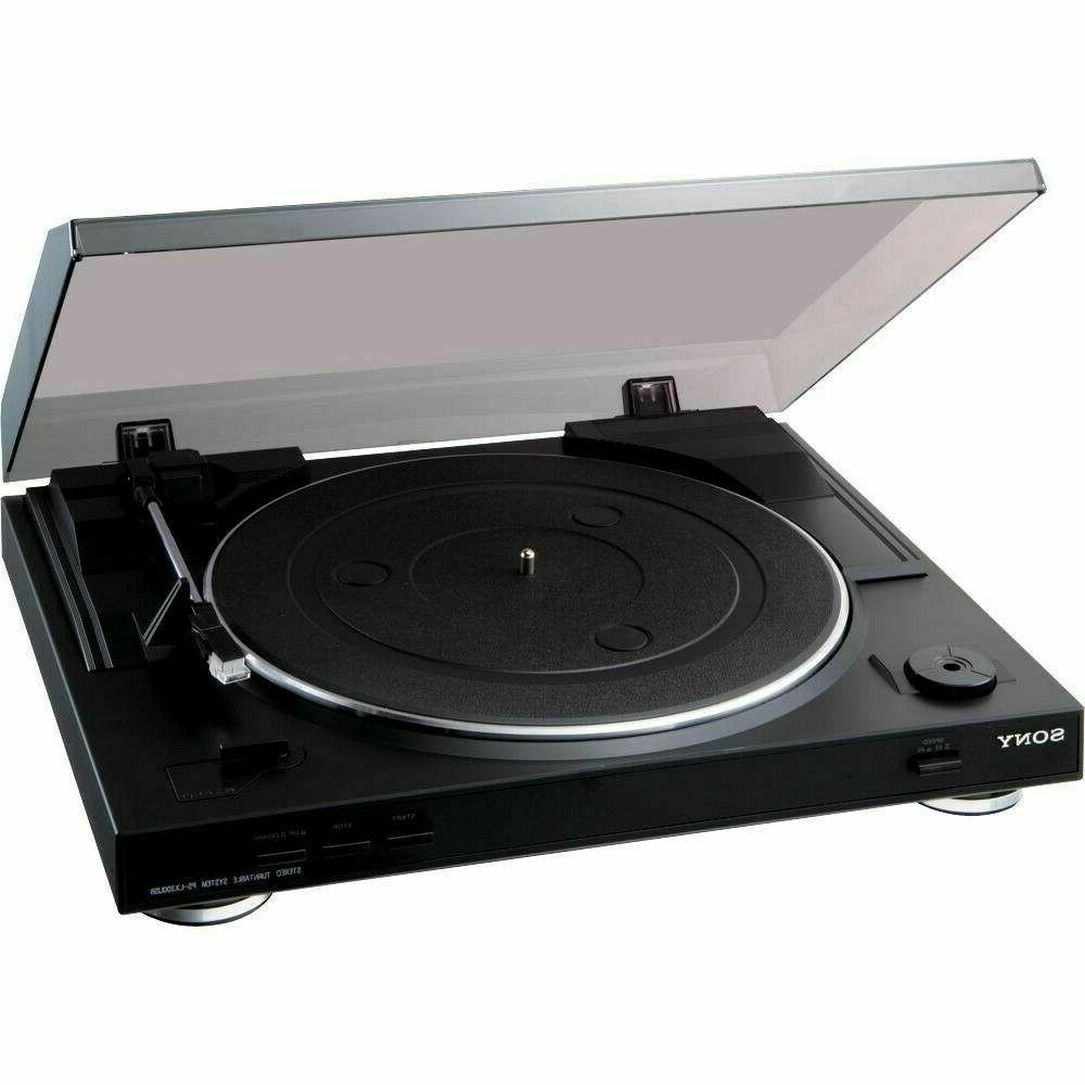 ps lx300usb usb stereo turntable system brand