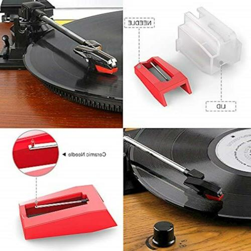 MUSITREND Record Player Turntable Replacement Stylus 8415408095