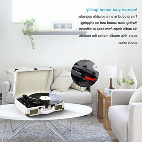 MUSITREND Record Player Turntable 8415408095