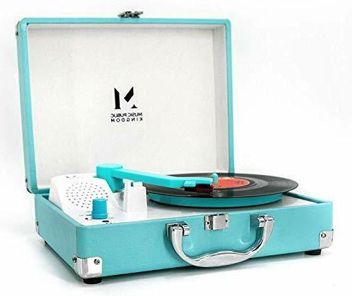 record player portable mini suitcase turntable