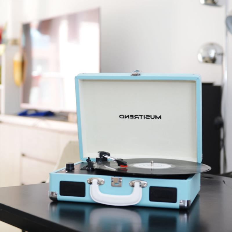 Musitrend Record Player Turntable
