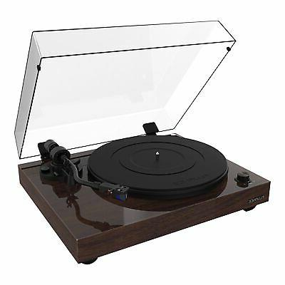 Fluance Reference Vinyl Turntable Record Ortofon