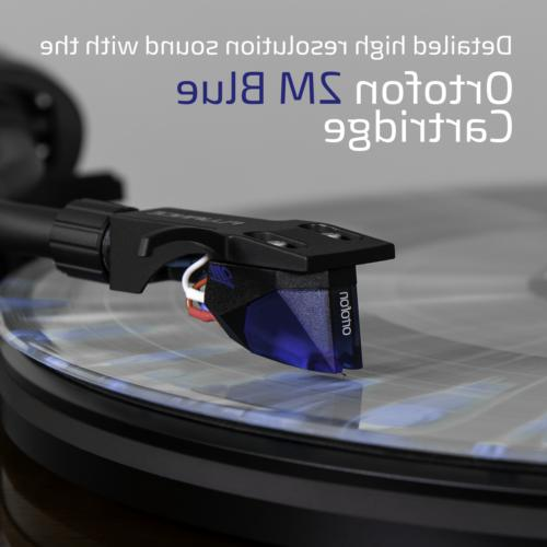 Fluance Reference Vinyl Record Player Ortofon
