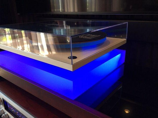 For Pro Ject Debut Carbon Acrylic Turntable vibration/Isolat