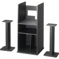 Teac RK-6300 Rack Cabinet and Speaker Stands for DCD-D6300 S