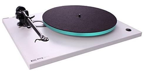 Rega RP3 Turntable with Dustcover, Elys2 Cartridge,