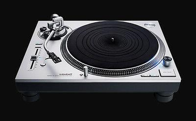sl 1200gr silver latest turntable brand new