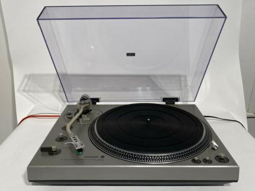 Technics SL-1300 Direct fully working condition