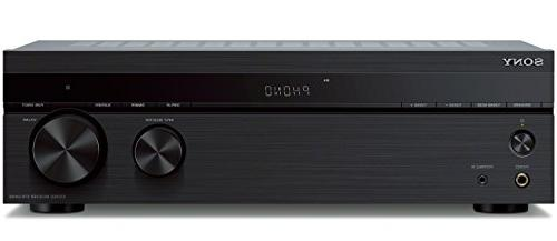 Sony STRDH190 2-ch Receiver & Bluetooth of and 5 Pairs Plugs
