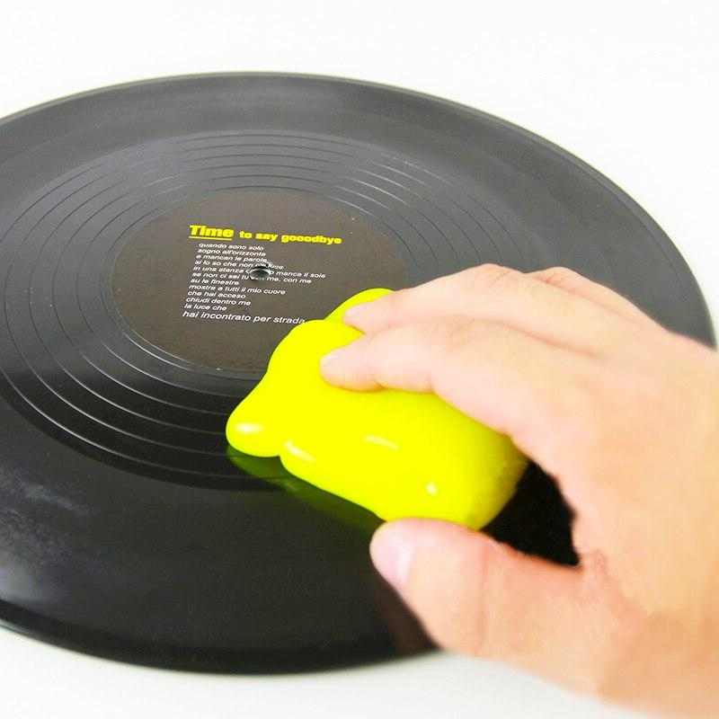 Super Clean for Keyboard Clean Rubber <font><b>Turntable</b></font> Magic Cleaner Compound