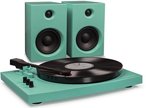 t100a tu bluetooth turntable system