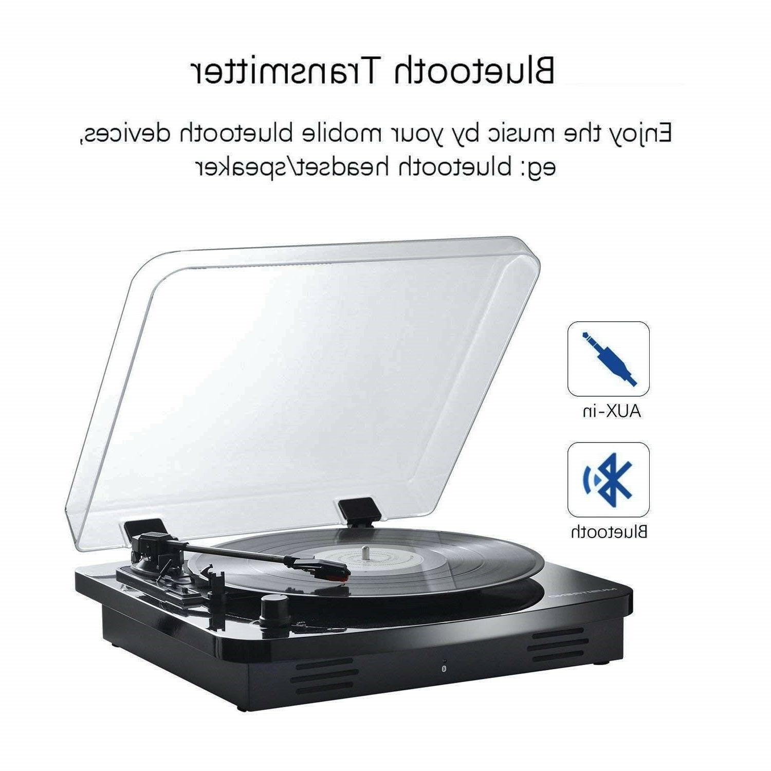 Musitrend T1107 Turntable Vinyl