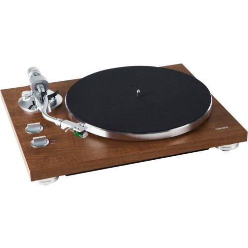 Teac TN-400S-WA Belt Turntable with Built-in Phono Amp
