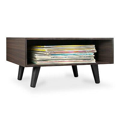 Victrola Wood Bluetooth Record with