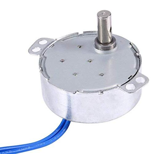Turntable 50/60Hz AC 100~127V Geared