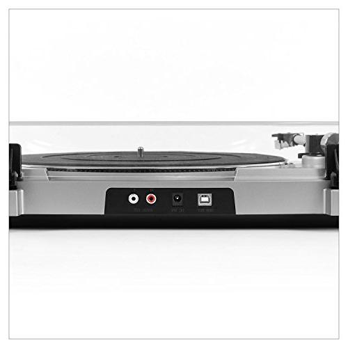 Victrola USB Player with Turntable and Dust