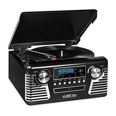 Victrola Bluetooth CD and