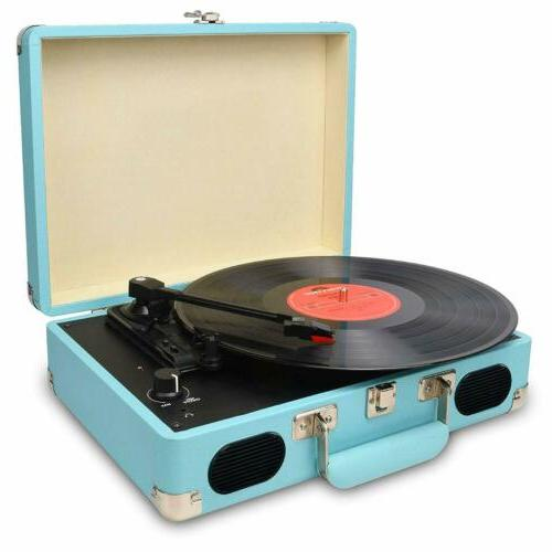 Vintage Record Player Stereo