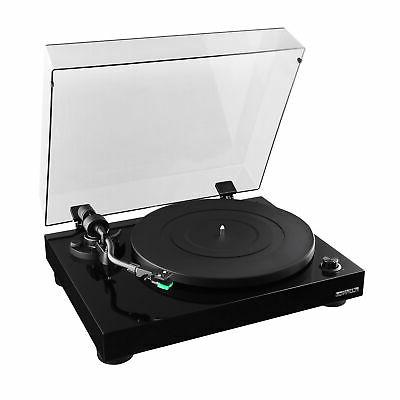 elite hifi vinyl turntable record player audio