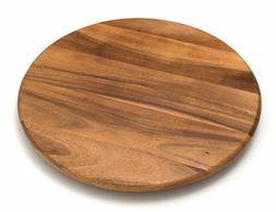 18-Inch Lazy Susan Kitchen Storage, Acacia