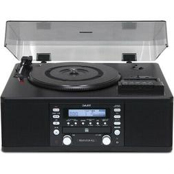 lp r550usb turntable with built in cd
