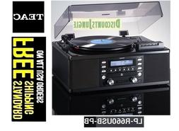 TEAC LP-R660USB CD Recorder/Cassette Player/Turntable/AM/FM