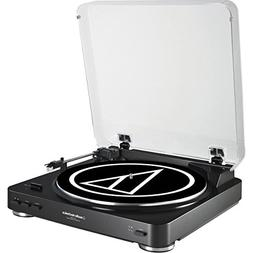 Audio-Technica Fully Automatic Stereo Turntable System- Blac