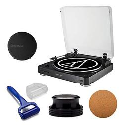 Audio-Technica AT-LP60 Wireless Turntable and Speaker with K