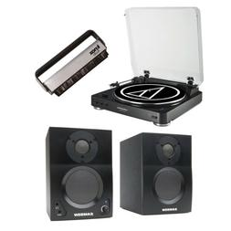 lp60bkbt bluetooth turntable w active