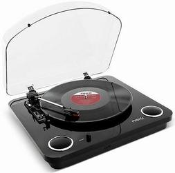 ION Audio Max LP | 3-Speed Belt Drive Turntable with Built-I